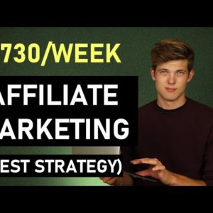 Affiliate Marketing 2020 (How To Start Making Passive Income)