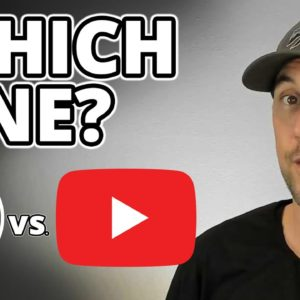 Blog vs. YouTube - Which Should You Start For 2021?