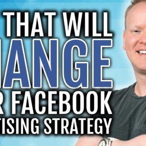 ⚠️WARNING: This Will Completely CHANGE Your Facebook Ad Strategy