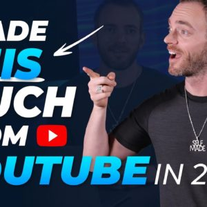 Exactly How Much My Small YouTube Channel Made in 2020