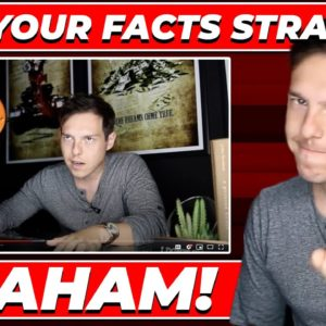 Graham Stephan Reacted To My Ad | My Reaction & Response 🗣