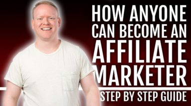 How ANYONE Can Make Money With Affiliate Marketing 💰