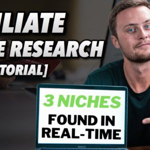 How To Find The Best Affiliate Marketing Niche