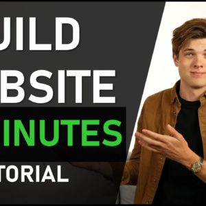 How To Make A WordPress Website In 15 Minutes (5 Steps) 2020