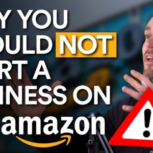 How to Make Money from Amazon in 2020 for Beginners (DON'T DO FBA)