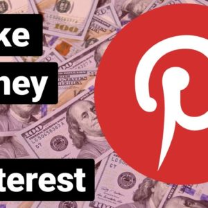 How To Make Money on Pinterest - Free Pinterest Course!