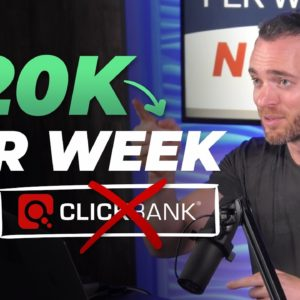 My NEW $20K/Week Affiliate Method | NO Clickbank (Perfect for Beginners)