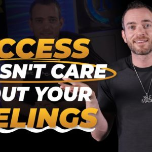 Unlock Success Podcast | How to Combat Emotion-Based Decisions (I Lost $300K Avoiding This)
