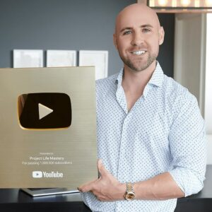 Project Life Mastery: My Journey to 1 Million Subscribers