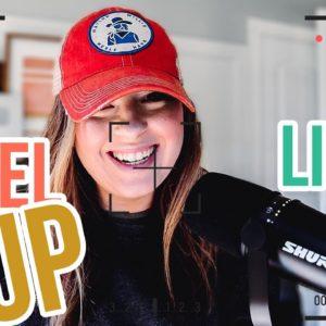 LIVE STREAM LIKE A PRO | EASY Camera, Software, and Sound Tips for Live streaming