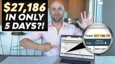 How I Made $27,186 in Only 5 Days with Affiliate Marketing (PROOF)