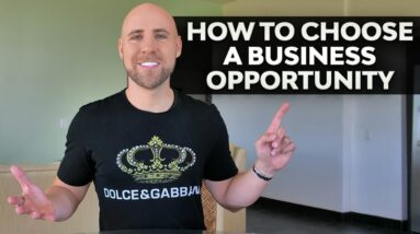How To Choose The Best Online Business Opportunity To Start In 2021