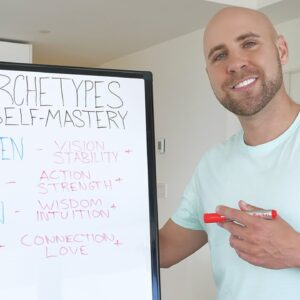 The 4 Archetypes of Self-Mastery: King | Warrior | Magician | Lover