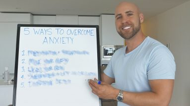 5 Ways To Overcome Anxiety