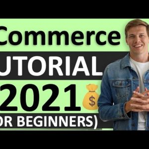 Complete eCommerce Tutorial 2021 - Make An Online Store With WordPress! (For Beginners)