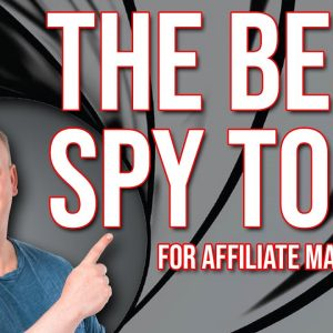 The BEST Spy Tool for Affiliate Marketers 🔎